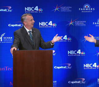 Confederate Monuments, Health Care and Trump Highlight Virginia Debate