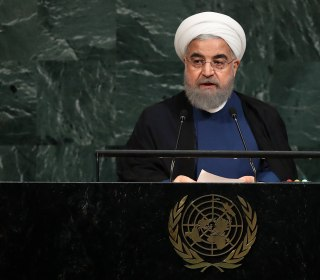 Iran Leader Rips Trump Speech as 'Ignorant, Absurd and Hateful'