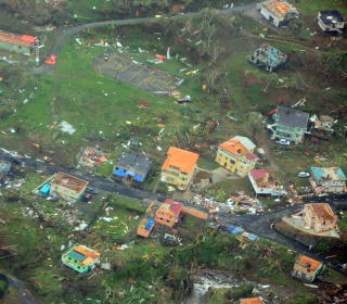 Hurricane Maria: Dominica Aerial Pictures Show 'Total Destruction'