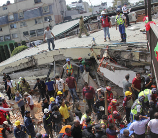 Mexico Earthquake: Little Boy Describes Horrifying Escape From Collapsed School