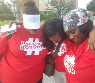 After the Flood, Black Women Rise to Help Houston Heal
