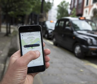 London Refuses Uber License to Operate, Says Firm 'Not Fit and Proper'