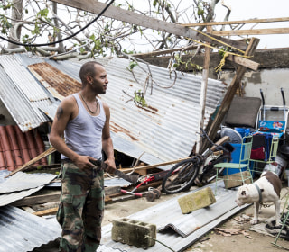 Puerto Rico in Precarious Situation as Hurricane Recovery Begins