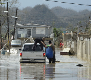 Puerto Rico Attempts Recovery Amid Escalating Crisis and Dam Failure