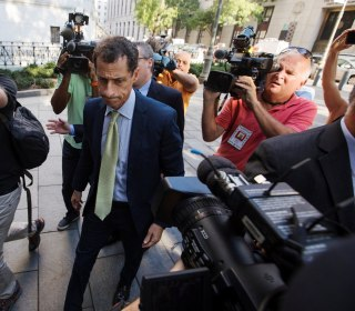Anthony Weiner Sentenced to Nearly Two Years in Prison for Sexting Scandal