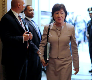 Sen. Susan Collins Deals Potential Lethal Blow to GOP Health Care Bill