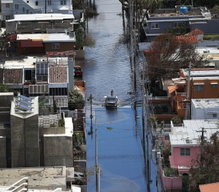 Powerless Puerto Rico Struggles to Recover Post Maria
