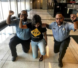 Chicago Police Officers to Be Reprimanded for Taking a Knee in Uniform