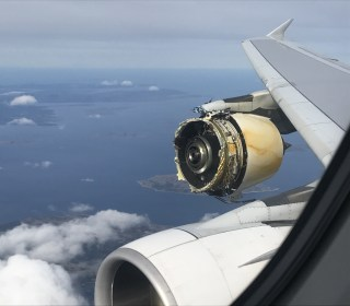 FAA Orders A380 Engine Inspections After Midair Failure, Emergency Landing