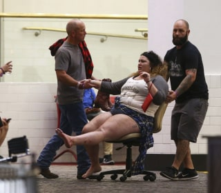 Las Vegas Shooting: Hospitals Tested by 'Wave After Wave' of Wounded