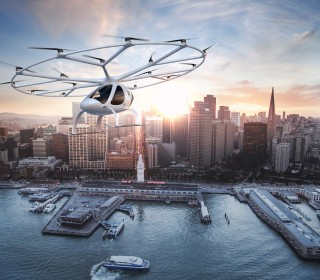 Air Taxis Are About to Take Off. This One Just Did