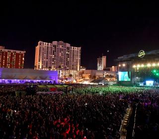 Police Probe Whether Vegas Shooter Eyed Space Near Earlier Festival