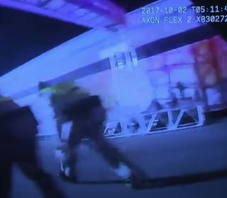 Las Vegas Massacre: Police Release Dramatic Body Camera Video