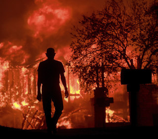 Wildfires in California's Wine Country Hit Vulnerable Immigrant Farmworkers
