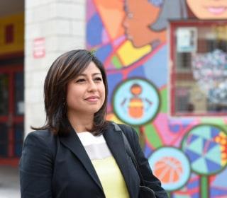 Immigrant advocate Cristina Jiménez Hopes Genius Award Inspires Others to Take Stand