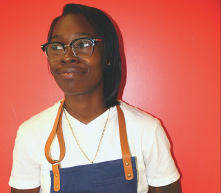 Veteran Chef Roshara Sanders Mixes Food With Service