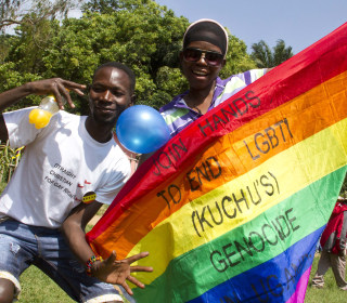 In Africa, LGBTQ Rights Activists Worry About Trump Impact