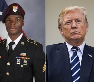 Trump Told Soldier's Widow He Knew 'What He Signed Up For,' Congresswoman Says