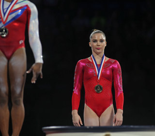 Olympic Gymnast McKayla Maroney Says Dr. Larry Nassar Molested Her
