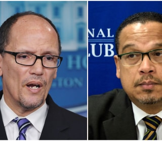 Shakeup at Democratic National Committee, Longtime Officials Ousted