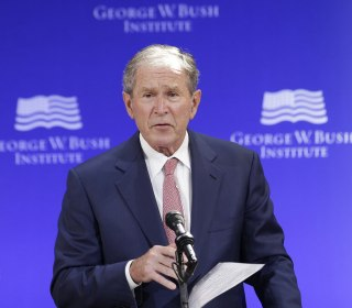 Bush Slams Russian Effort to 'Exploit Our Country's Divisions'