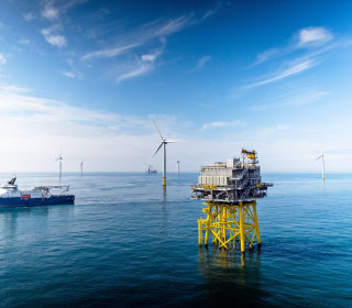 This Floating Wind Farm Is the World's First. It Won't Be the Last