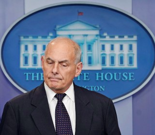 Defending Trump, Gen. Kelly Opens His Heart About Death of Son