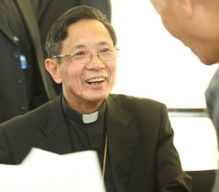 The Only Active Vietnamese-American Bishop Wants to Help Bring Diversity to the Church