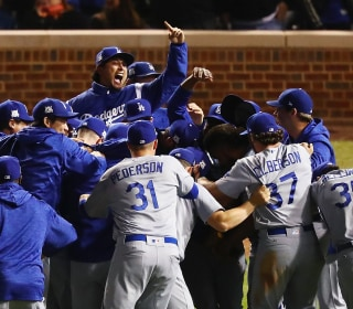 Dodgers Eliminate Cubs, Advance to First World Series Since 1988