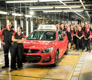 Australia's 100-Year-Old Automobile Industry Just Closed Down