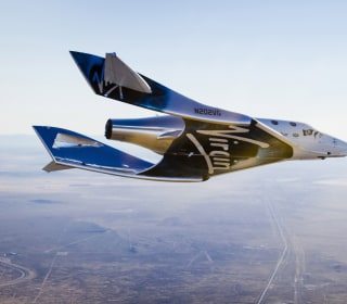 Virgin Galactic may offer superfast city-to-city flights