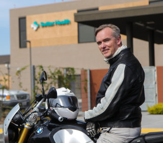 California Doctor Braved Wildfire on Motorcycle to Reach Premature Babies