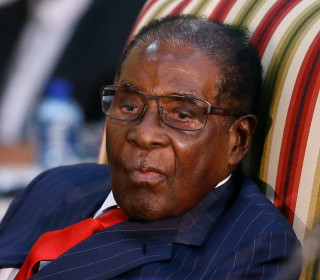 Dismay as Zimbabwe's Robert Mugabe Named World Health 'Ambassador'