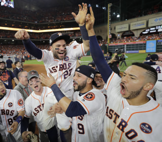 Astros Beat Yankees, Will Face Dodgers in World Series