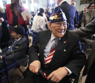 Congressional Gold Medal for Filipino World War II Vets Is an Honor '75 Years in the Making'