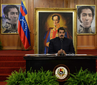 Analysis: Why Do Many on the Global Left Still Support Venezuela's Maduro?