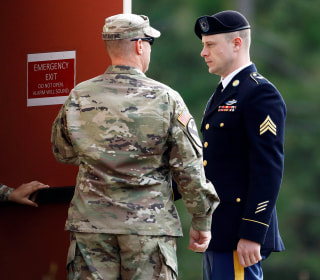 Prosecutors in Bowe Bergdahl Case Call for 14-Year Prison Sentence
