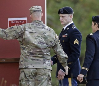 Bergdahl Sentencing: No Prison Time, Dishonorable Discharge