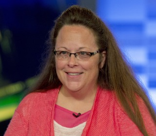 Kentucky Clerk Kim Davis Had Secret Meeting With Pope Francis, Source Says