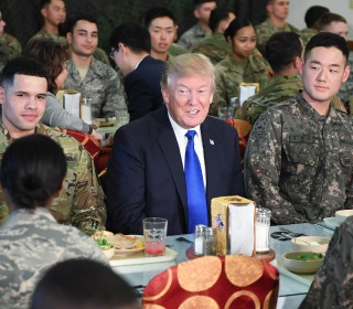 Camp Humphreys Offers Taste of Home to U.S. Troops in South Korea