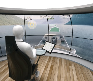 Robot Ships Will Bring Big Benefits — and Put Captains on Shore