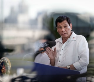 First Read's Morning Clips: Trump Meets Duterte