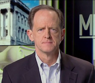 Sen. Toomey: 'Thug' Putin Hasn't Been Punished Enough For 2016