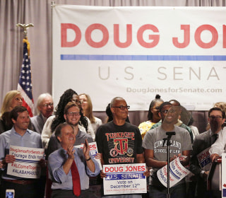 Amid Roy Moore Scandal, the Last Thing Alabama Democrats Want Is Help