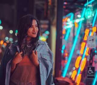 As a kid, Vidya Vox hid her Indian roots. Now, her music merges India and the U.S.