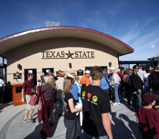 Texas State University suspends Greek life activity after frat pledge dies