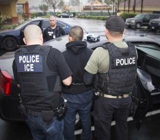 MS-13 crackdown nets hundreds of arrests by feds