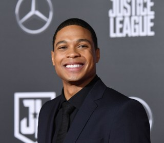 'It's beyond time': Ray Fisher talks 'Justice League', superhero diversity