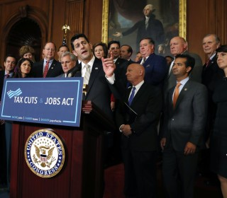 House passes $1.5 trillion tax bill, cuts rates for individuals and businesses