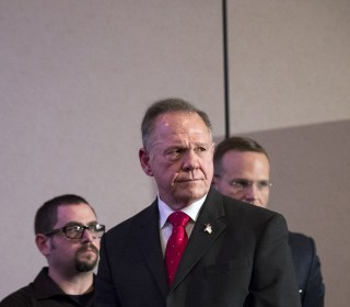 Could Roy Moore flip deep-red Alabama to blue?